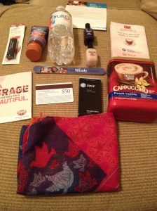 Girls Night In Cravebox Contents