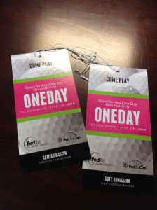 Fed Ex St. Jude Classic Tickets