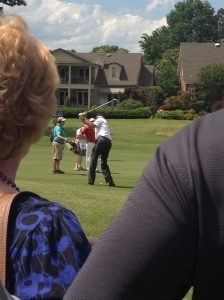 Phil Mickelson at the Fed Ex St. Jude Classic