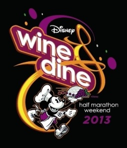 Disney Wine and Dine Half Marathon