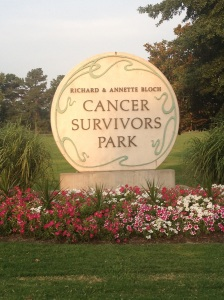 Both 5ks of the Road Runners Series were held at the Cancer Survivors Park.