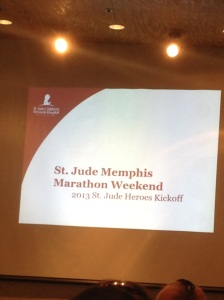 St. Jude Fund-Raising Kickoff Breakfast