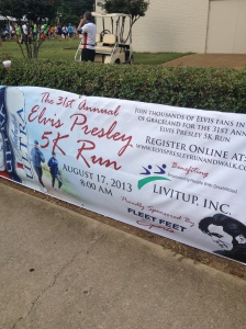 Elvis Presley 5k run/walk