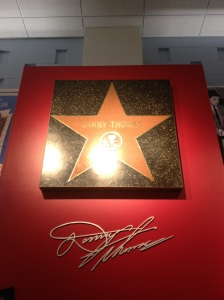 Danny Thomas's Hollywood Star