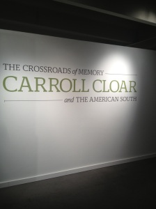 Carroll Cloar Exhibit