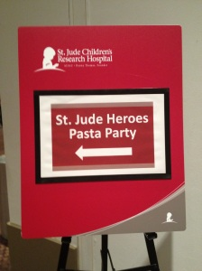 St. Jude Heroes Pasta Party