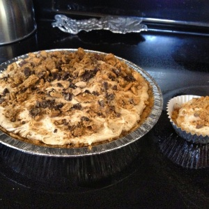 My award-winning peanut butter pie