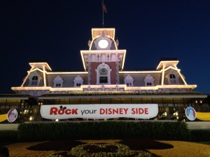 Rock Your Disney Side 24 hour event at Magic Kingdom