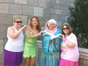 Fairy Godmother loves us!