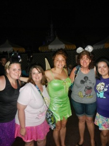 We found Maryanne and Jennifer after wishes!