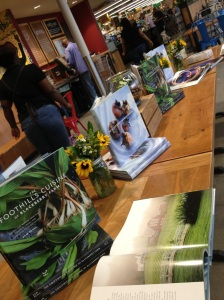 Blackberry Farm cookbooks
