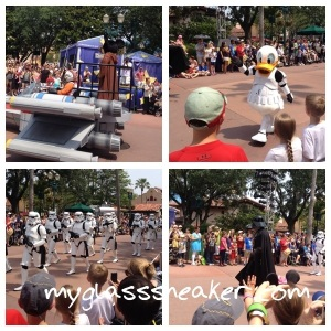 Highlights from the parade