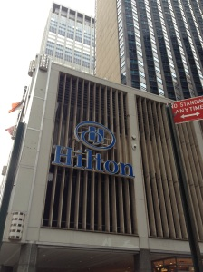 Hilton Midtown NYC