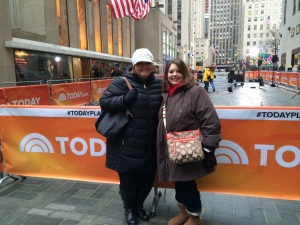 Us at the Today Show