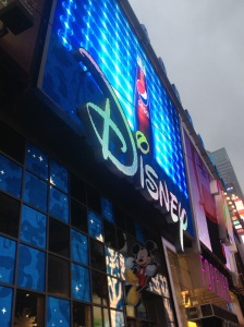 Times Square Disney Store