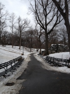 I heart Central Park