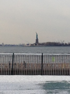 Lady Liberty from Battery Park