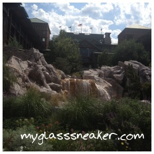 Wilderness Lodge: my favorite!