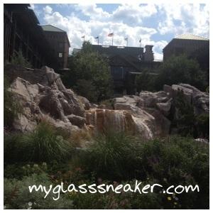Wilderness Lodge: my favorite!