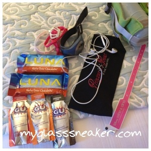 Make sure you have everything you need for your runcation.