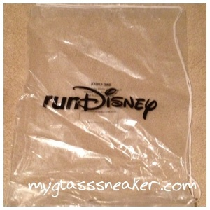 runDisney gEAR bag