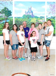 Disney Side Family Photo