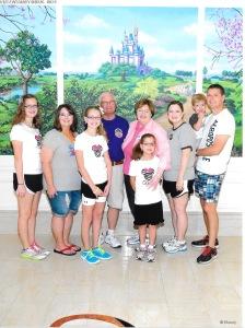 Disney Side Family Photo
