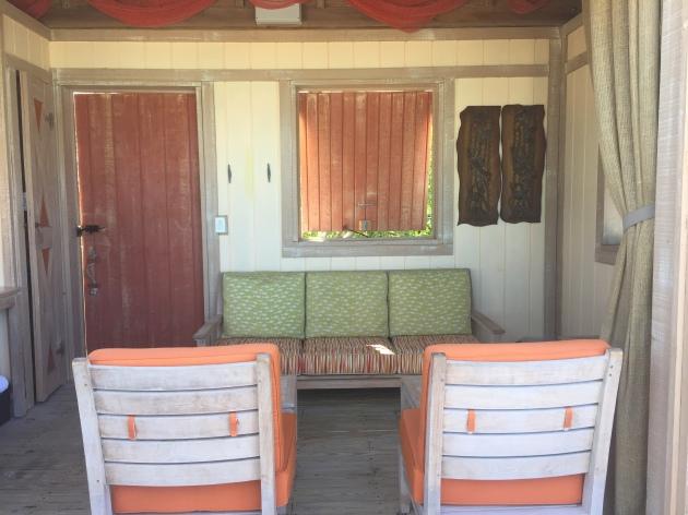 Cabana Interior