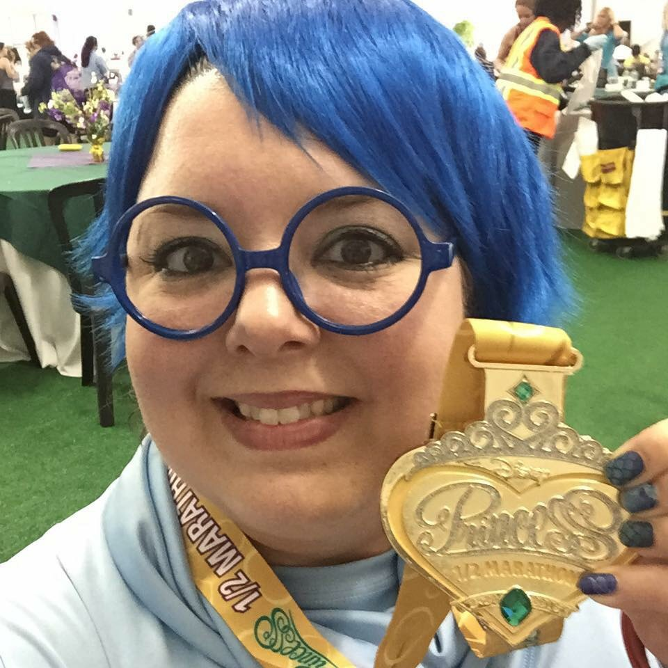 Disney Princess Half Marathon 2016