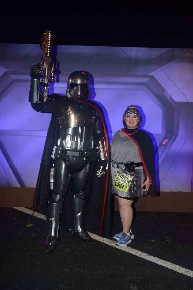Captain Phasma at the Dark Side 5k